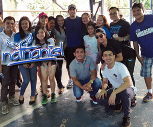 BEHIND-THE-SCENES PHOTOS: Nathaniel Sportsfest