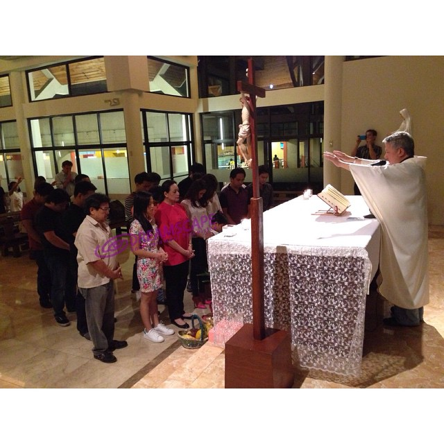 PHOTOS: Nathaniel Thanksgiving Mass